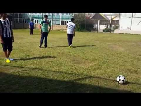 Emirates private school football match