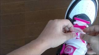 もうイライラしない。ほどけない靴ヒモの結び方を分かりやすく解説