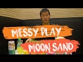 How to make moon sand | Messy Play