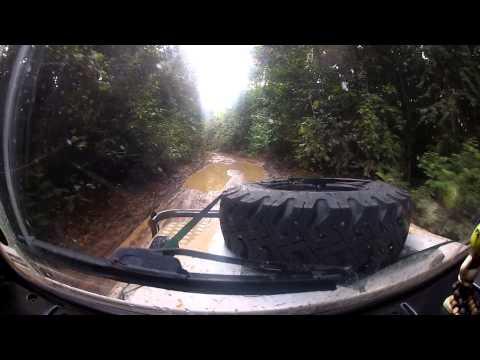 600 km Lindem to Lethem road, Guyana.