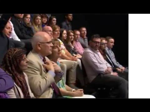 EU is run by reject politicians: TTIP & Bilderberg on BBC Question Time (05May16) Brexit