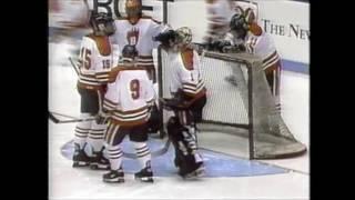 1996 MN State Hockey Tournament Quarterfinals White Bear Lake Bears vs. South St. Paul Packers