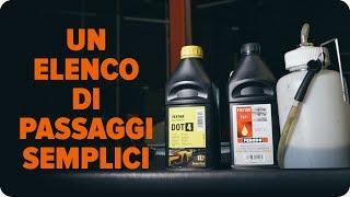 Manutenzione trucchetti - FIAT PANDA (169) 1.1 Kit faro principale manuale di sostituzione