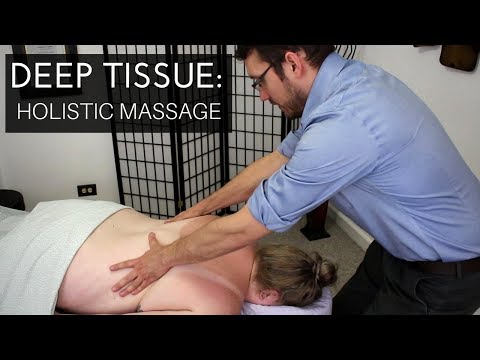 Deep Tissue Age Basics Working With The Whole Body