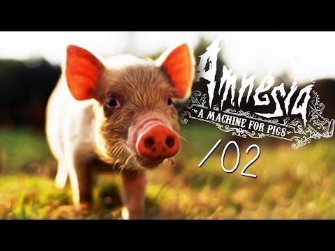 Amnesia a machine for pigs | 02 - LA TENSION EST PALPABLE!