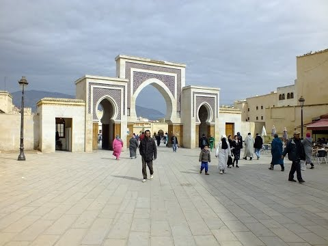 Maroko - Fez 2016