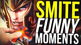 MERCURY FIDGET SPINNER BUILD! (Smite Funny Moments)