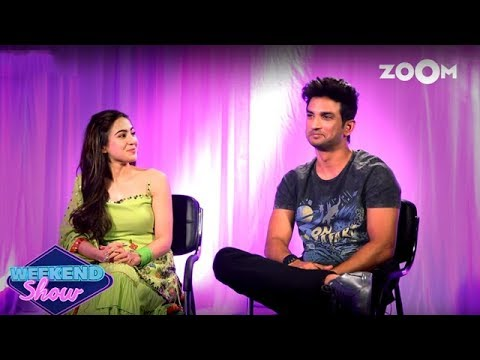 Kedarnath | Sara Ali Khan & Sushant Singh Rajput | Full Interview & Movie Review | Zoom Weekend Show