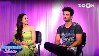 Kedarnath | Sara Ali Khan & Sushant Singh Rajput | Full Interview & Movie Review | Zoom Weekend Show