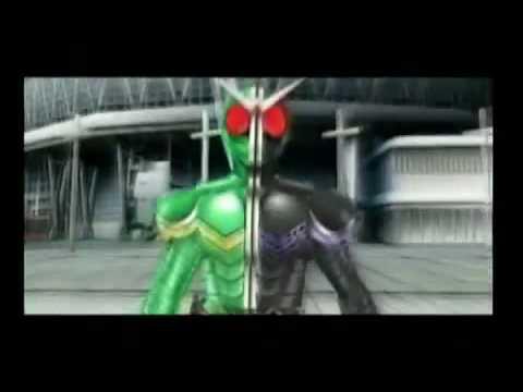 Kamen Rider Climax Heroes W NTSCJ Wii
