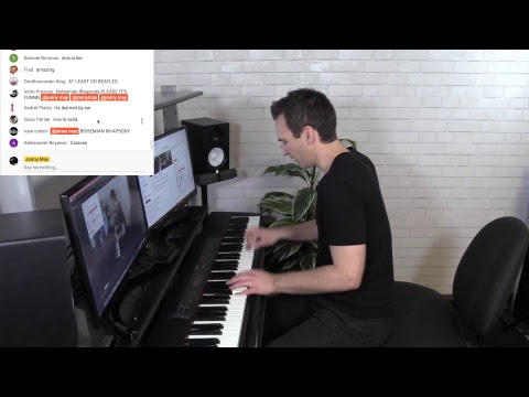 Taking your song requests!  Live Piano Request Show by Jonny May