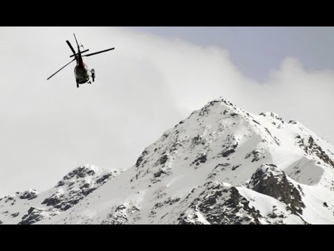 Horror on the Alps: Swiss avalanche sweeps away 10 hikers in Valais ski resort