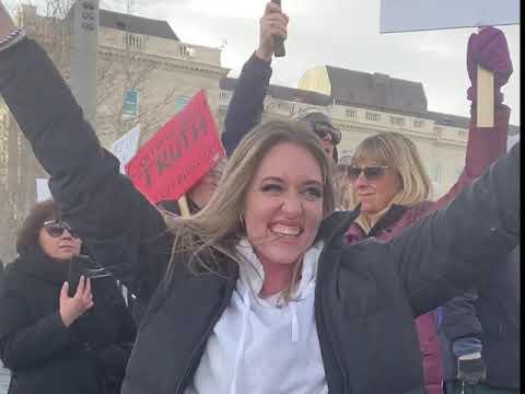 CANADA - Alberta Freedom Convoy {Jericho March}