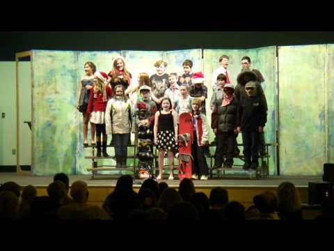 Girdwood School Christmas Musical - Part 4