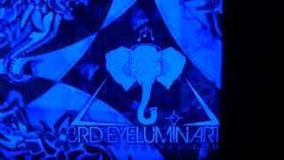 3rd EyeluminArt Virtual Gallery Tour, 10 different Art Works