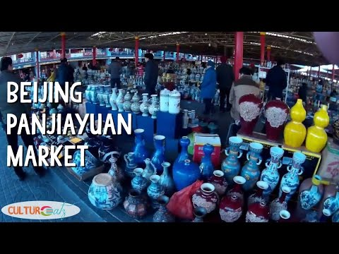 Panjiayuan Antique and Flea Market - Beijing S01E05