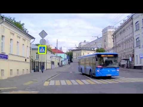 Верхняя Радищевская и Яузская улицы