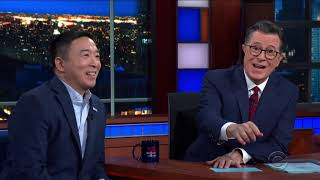 The Late Show with Stephen Colbert (2nd Appearance)