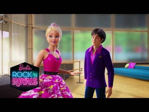 Courtney At Camp Pop | Rock 'N Royals | Barbie