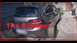 *Tire Problem* On the Facelift Golf GTI PP..