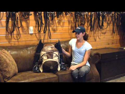 Interview with Sierra Keasler: What's in her HackSack when grooming at Aachen