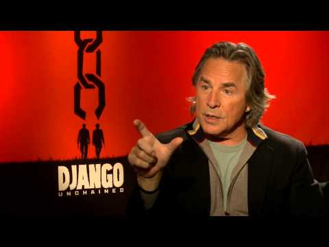 Django Unchained: Dennis Christopher Exclusive