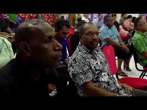 Media Summit Tonga PM