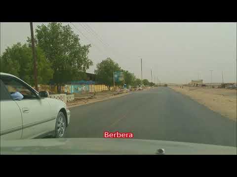 Mahadsanid Berbera. Berbera Road.