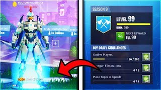 How To LEVEL! UP Fast! in Fortnite season 9 (Season 9 XP Glitch) Level up Fast!
