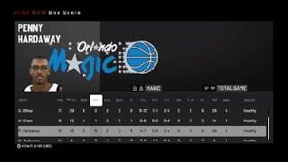 Online Quick match Ep. 6: Penny + Shaq = Magic !!