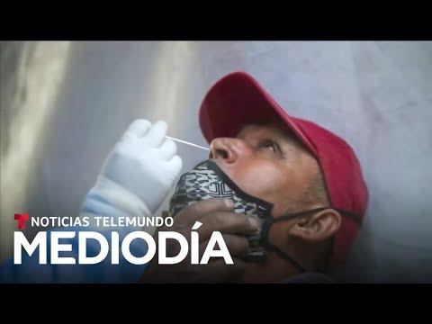 Noticias Telemundo Mediodía, 17 de febrero de 2021 | Noticias Telemundo
