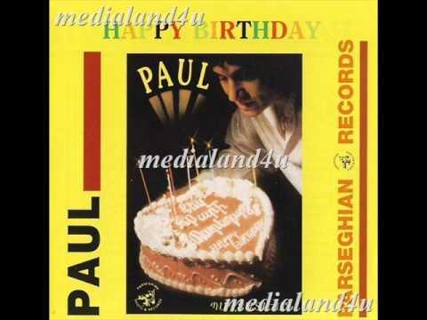 Paul Baghdadlian - Inchou