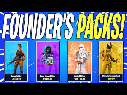Save The World Is 50% Off! Which Founder's Edition To Buy | Fortnite Save The World News