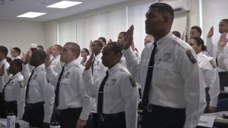 Boston Police Department Cadet Academy Announcement - Promo