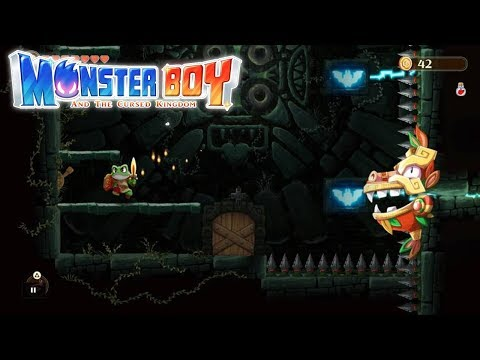 Monster Boy and the Cursed Kingdom (PS4) thumbnail