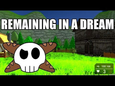 Remaining in a dream- Another Bad Gameguru Game