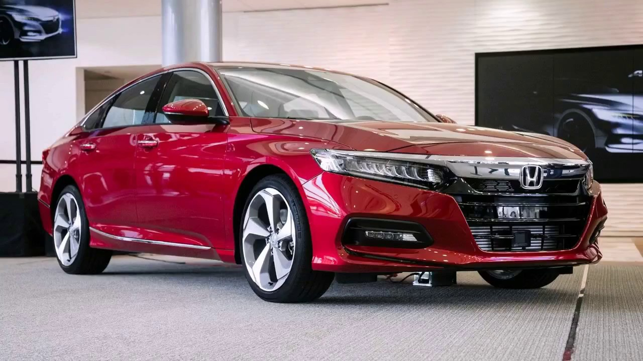 2018 Honda Accord AWD Redesign Perfect Engine Model is ...