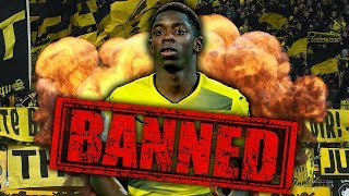 OFFICIAL: Borussia Dortmund BAN Ousmane Dembele Indefinitely! | Euro Round-Up