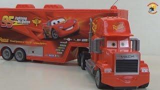 Трейлер Мак на р/у іграшка / Mack toy