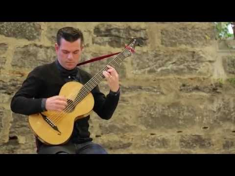 Andante by Victor Magnien / Pascal Valois - Romantic Guitar