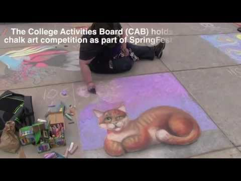 Chalk Art in 30