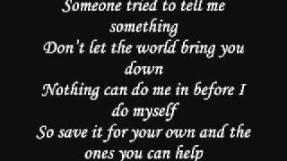 Soundgarden - Blow Up The Outside World with lyrics
