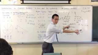 Complex Arithmetic (1 of 2: Addition & Multiplication)