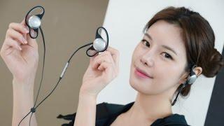 LG전자, 귀걸이 형태 블루투스 이어폰 출시 / YTN…