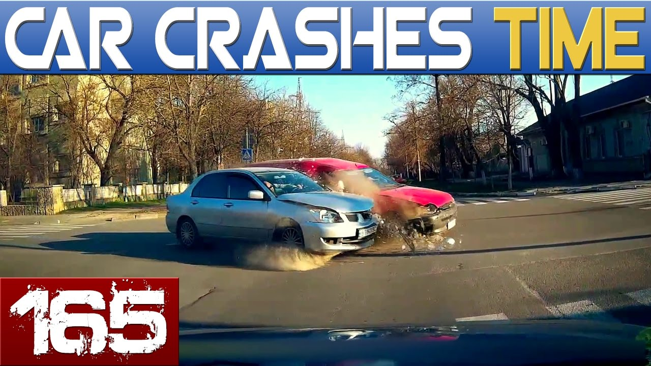 Car Wrecks Compilation - Best of the Week - Episode #165 HD