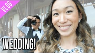 Wedding Plus FULL WEEK of Vlogging in Vancouver BC!