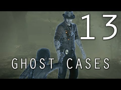 [13] Ghost Cases (Let's Play Murdered: Soul Suspect PS4 w/ GaLm)