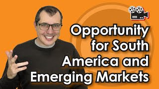 Bitcoin: Opportunity for South America and Emerging Markets - Sao Paulo
