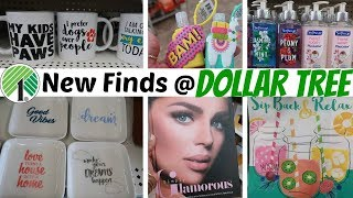 NEW DOLLAR TREE FINDS/ COME WITH ME!!! 4-8-19
