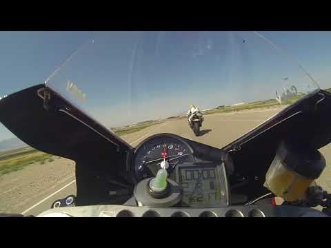 Miller Motorsports Park, Full Course, Aprilia RSV4, One Lap, 09/04/17